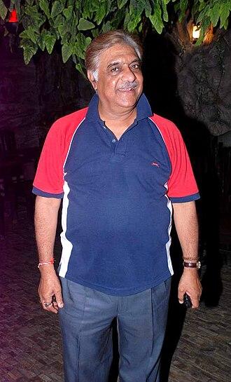 Aanjjan Srivastav - Srivastav in 2012