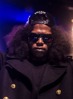 Ab-Soul American hip hop recording artist from California