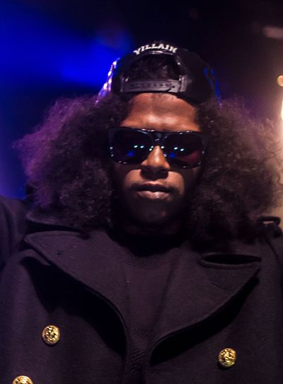 Picture of a band or musician: Ab-Soul