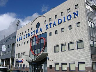 SC Heerenveen - Home of Heerenveen, Abe Lenstra Stadion