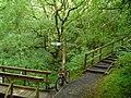 Abernethy Glen signpost - geograph.org.uk - 933105.jpg