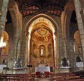 Absida igrexa de San Salvador de Camanzo, Vila de Cruces.jpg
