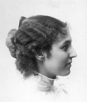 Ada Adler - Ada Adler c. 1900