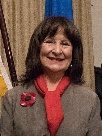 Helena Kennedy, Baroness Kennedy of The Shaws - Image: Adam von Trott Memorial Lecture at Mansfield College Oxford (25343691089) (cropped)