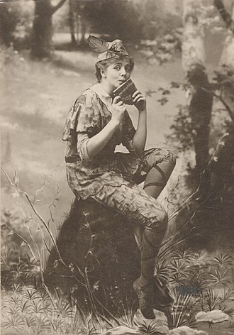 Maude Adams - Adams as Peter Pan