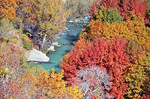 Karaj River - Image: Aderan Karaj