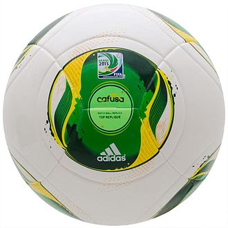 2013 FIFA Confederations Cup - Adidas Cafusa, the official match ball of the tournament