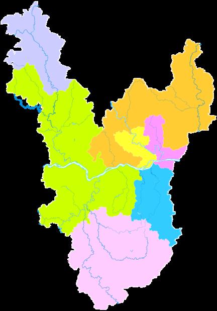 梧州市行政区划图