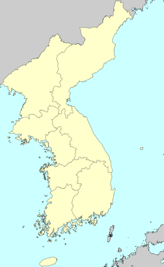 Provinces of Korea - The Eight Provinces (Paldo)