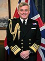 Admiral Sir Philip Jones (USNavy Royal Navy Japan Maritime Self-Defence Force)