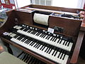 AeolianHammond Player Organ model BA, NYSFair 2011.jpg