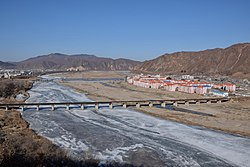 Aerial view of Tumen River at Namyang.jpg