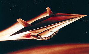 Reusable launch system - Aerospaceplane 1