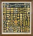 Affiche Biscuits Parein Anvers, Onbekend, Bakkerijmuseum Veurne, Affiche, 15665.jpg