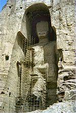 Bamyan Buda heykelleri, Afganistan