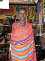 African Man in Tribal Dress 2.JPG