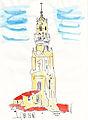 Aguarela da Torre da Igreja dos Clerigos.jpg