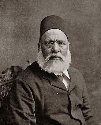 Ahmed 'Urabi - Image: Ahmed Orabi 1900