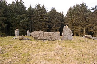 Old Deer - Aikey Brae stone circle