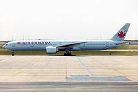 C-FIVQ - B77W - Air Canada