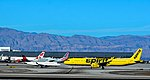 Air Canada Rouge - American Airlines - Delta Connection - Spirit Airlines (27880104987).jpg