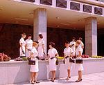 Air Hostess Uniform 1959 Summer 007 (9626679030).jpg