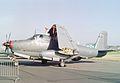 Air Tattoo International, RAF Boscombe Down - UK, June 13 1992 Aeronavale Alize (1).jpg
