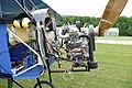 Airdrome Morane-Saulnier L engine.jpg