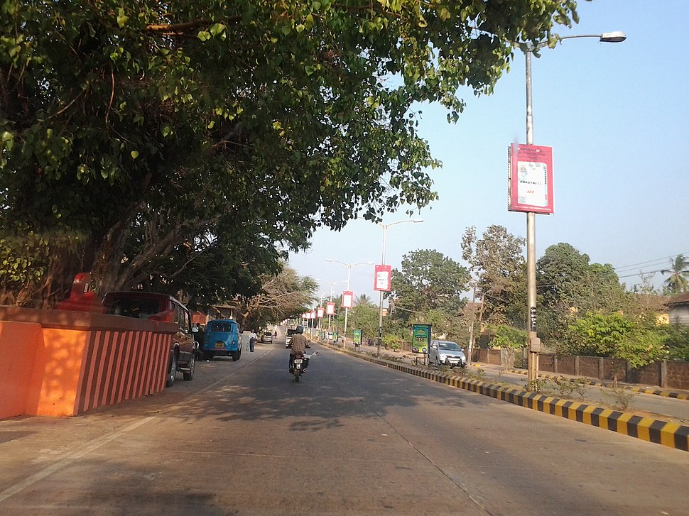 Airport Road Mangalore - panoramio