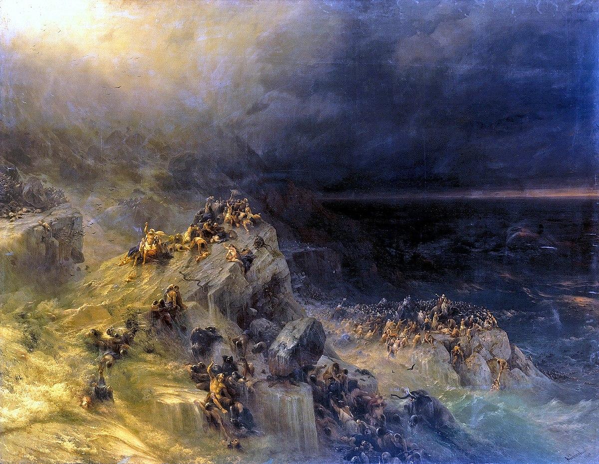 Библейские сказания фильмы в исторической последовательности потоп фото 33-438