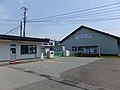 Akita General Rolling Stock Center 20180422.jpg