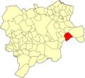 Albacete Montealegre del Castillo Mapa municipal.png