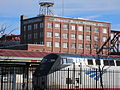 Albers Bros. Milling Co. and Amtrak, Portland, OR 2012.JPG