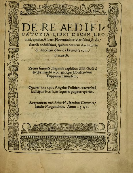 Fasciculus:Alberti - De re aedificatoria, 1541.djvu