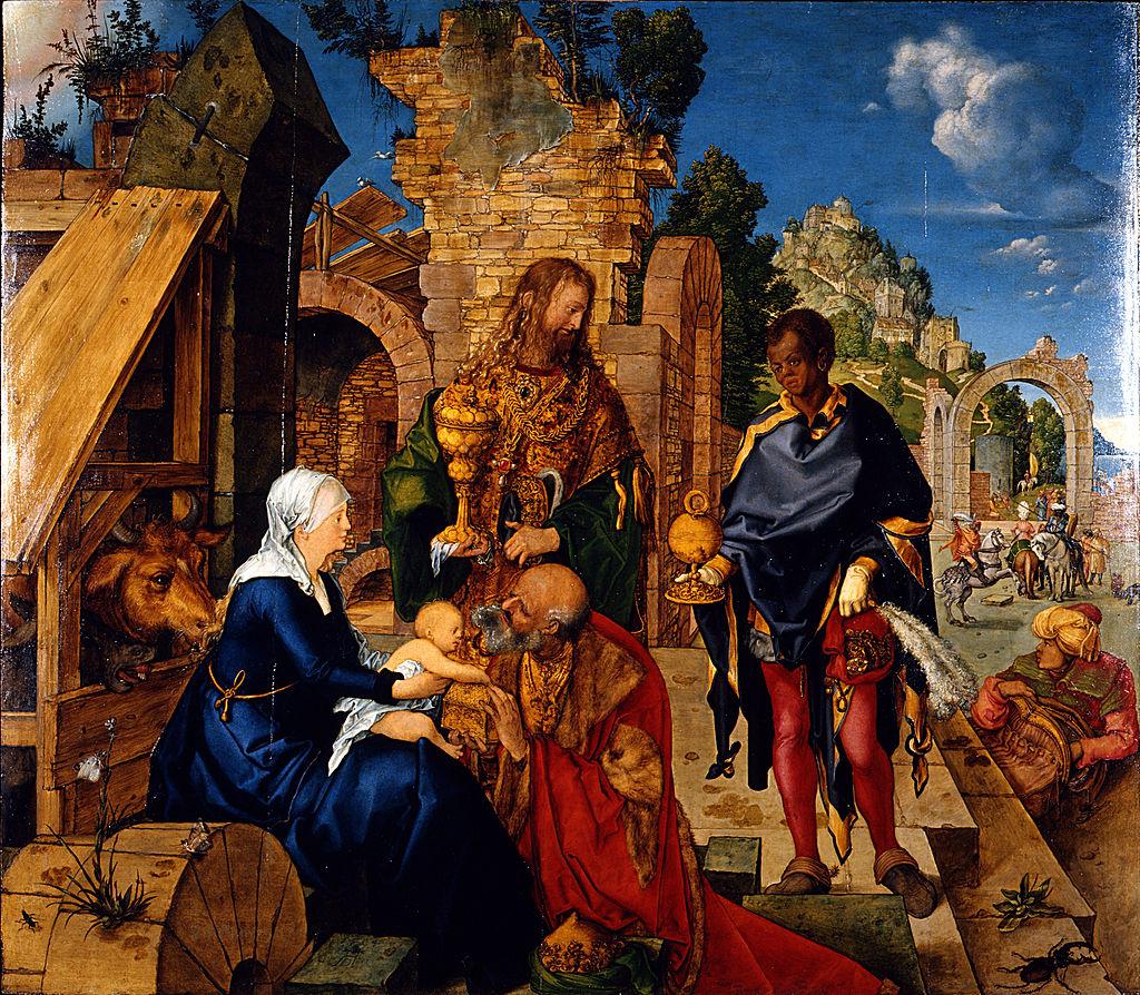 Albrecht Dürer - Adorazione dei Magi - Google Art Project