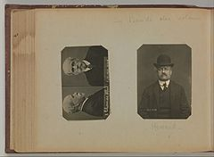 Album of Paris Crime Scenes - Attributed to Alphonse Bertillon. DP263713.jpg