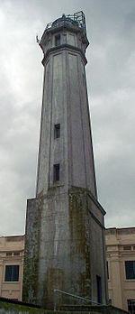 Alcatraz Island Lighthouse Tower