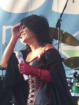 Lo Nuestro Award for Rock/Alternative Song of the Year - Alejandra Guzmán (pictured in 2008) the only female singer to be awarded