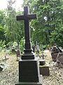 Aleksandr Korkin grave.JPG