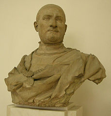 Bust of Maurizio Frangipane