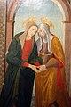 Alesso di benozzo, visitazione tra i ss. jacopo e stefano, 1500-10 ca., da s.jacopo a voltiggiano 02.JPG