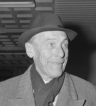 Alexander Brailowsky - Brailowsky in 1965