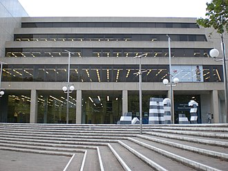 State Library of Western Australia - Image: Alexander library 1
