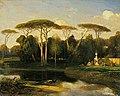 Alexandre-Gabriel Decamps (1803-1860) - The Villa Doria Pamphilj, Rome - P267 - The Wallace Collection.jpg