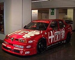 Alfa Romeo Giulia >> Championnat DTM 1993 — Wikipédia