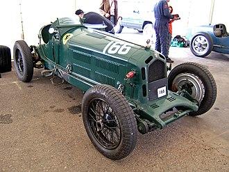 Alfa Romeo 8C - 1933 ex-Scuderia Ferrari Alfa Romeo 8C 2600 Monza