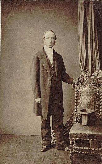 Alfred Malherbe - A portrait in the Bibliothèque nationale de France