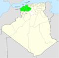 Algeria Oran Area Wilayas.png