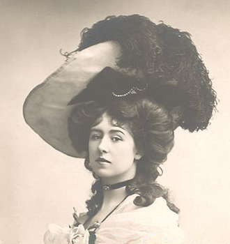 Alice De Winton - Alice De Winton, ca. 1902