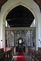 All Saints, Weston Longville, Norfolk - West end - geograph.org.uk - 485076.jpg